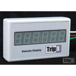 Дисплей водач TripX
